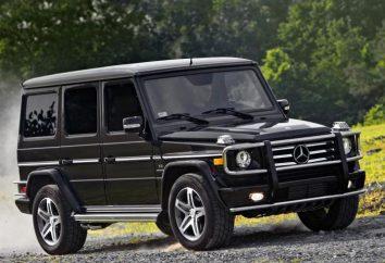 Mercedes Gelandewagen – najpopularniejszy SUV na świecie