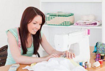 macchine per cucire professionale: caratteristiche e foto