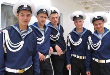 L'influenza del mare, o su quali basi possono imparare marinaio
