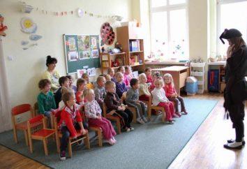 Circle Theater: programme de travail dans le jardin d'enfants et l'école du FEM