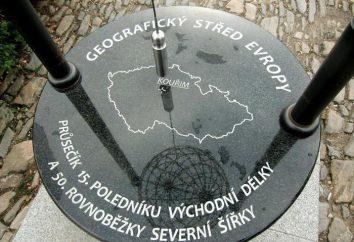 ¿Dónde está el centro de Europa?