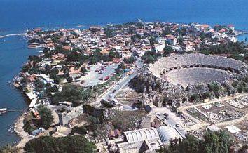 Side, Turchia: Descrizione della regione. Foto, prezzi e le recensioni