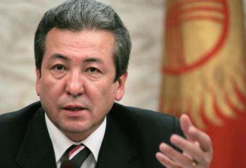 Madumarov Adakhan Kimsanbaevich: biografía de las páginas