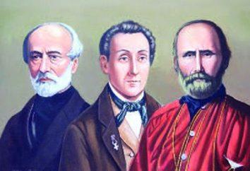 Biografía Garibaldi Dzhuzeppe y hechos interesantes de la vida