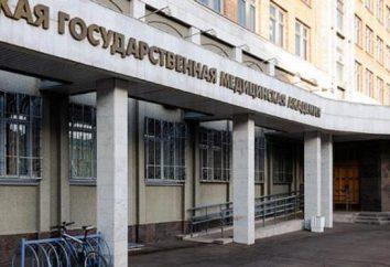 Kirov Instytut Medyczny. Kirov: Lista uczelni. Kirov Akademia Medyczna