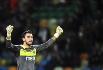 Ruy Patrisiu: ups de carrière et des bas connu gardien portugais