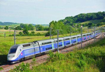 los trenes de dos pisos en Rusia: descripción, las direcciones, las características y las revisiones