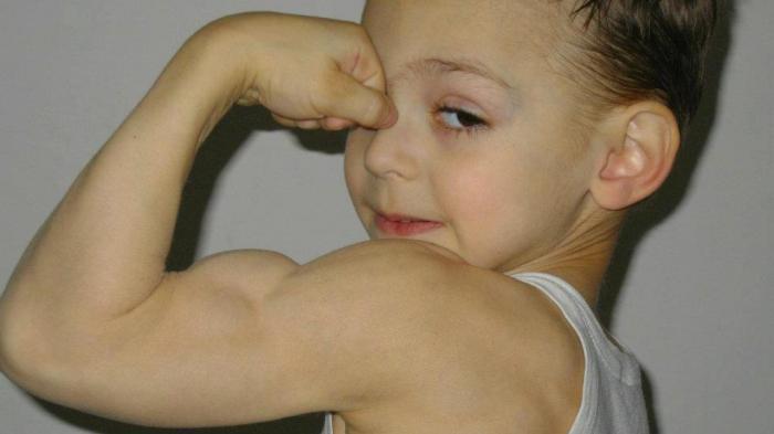 Os meninos mais fortes do mundo fama ou privao de infncia by altavistaventures Gallery