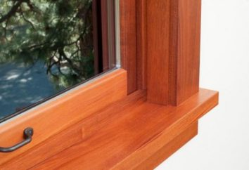 El aislamiento térmico de las ventanas de madera con sus manos