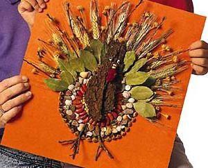 Crafts com as mãos de cereais. Como fazer artesanato de barro e cereais
