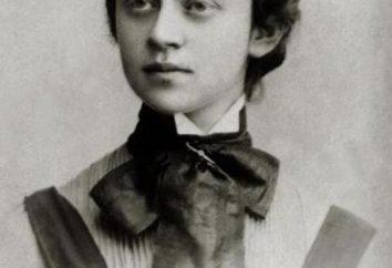 Sofia Parnok. Rosyjski poeta i tłumacz. Biografia, kreatywność