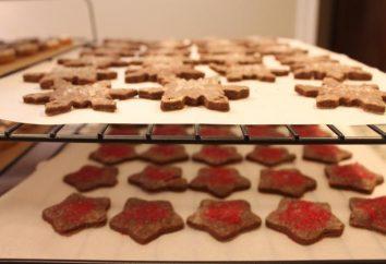 Gingerbread: una ricetta. ricetta pasta per Gingerbread House
