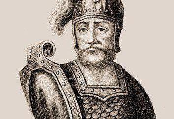 Prince Svyatopolk Iziaslávich. política interior y exterior durante el reinado de Svyatopolk