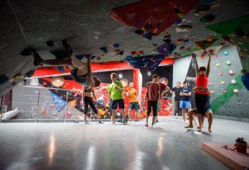 Mur d'escalade « Atmosphère » – le meilleur endroit pour les sports