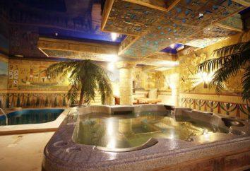 """Barrow: """"Bäder der Welt"""". Spa-Sauna mit einem einzigartigen Interieur"""