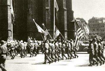 A libertação da Checoslováquia em 1945