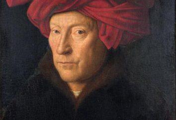"Jan van Eyck ""Arnolfini Portret"""