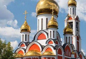 Temple de Georgiya Pobedonostsa à Odintsovo – la renaissance des anciennes traditions russes