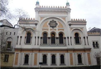 A synagoga jest czym? Synagoga w Moskwie. Synagoga Żydowska