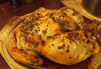 Cómo cocinar el pollo en el horno?