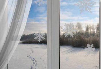 Decorazione di finestre per il nuovo anno con le mani: le idee, foto. fiocchi di neve decorazione finestra