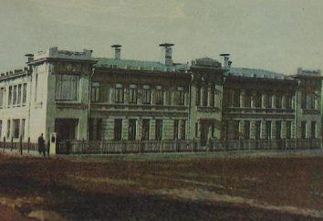 Regionale Eye Hospital Voronezh ha lavorato per più di un secolo