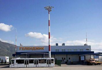 El aeropuerto más cercano a Novorossiysk. Novorossiysk: cómo sacar el aire