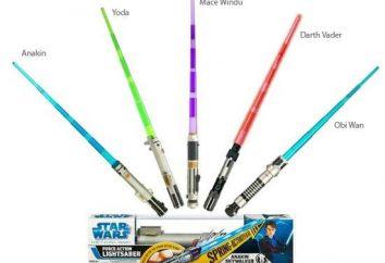 """Miecze """"Star Wars"""" – idealny prezent dla swoich dzieci"""