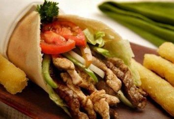 shawarma Delicious a casa: una ricetta