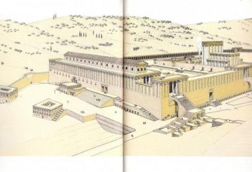 El montaje del templo – el santuario de tres religiones