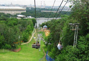 Die Seilbahn in Moskau wird bald die Verkehrsinfrastruktur erweitern