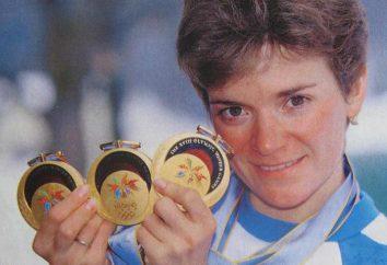 Larisa Lazutina: osiągnięcia sportowe i biografia