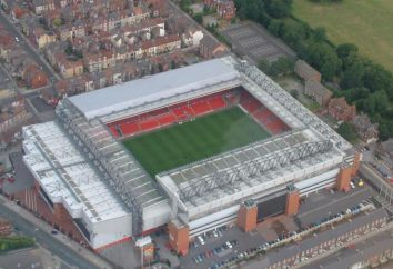"""""""Anfield"""" Stadium. Die Geschichte der Heimarena von """"Liverpool"""""""