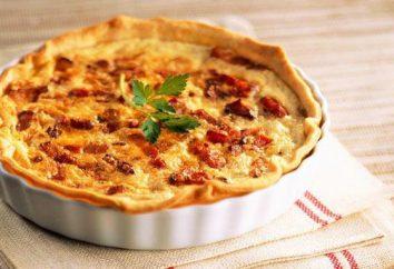 """Pie """"Kish Lauren"""": recetas de deliciosos platos"""