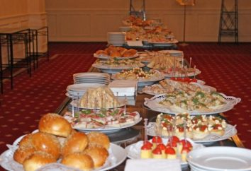 mesa de buffet o cómo dar cabida a todos los invitados