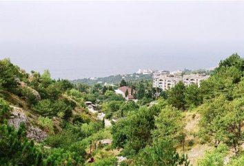 Góra Aj-Petri: wysokość urody