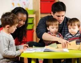 Opieka nad dziećmi: wymagania i warunki rejestracji