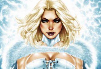 Emma Frost – le personnage de l'univers Marvel