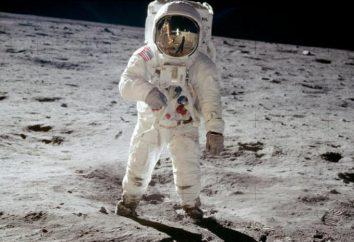 ¿Cuántas personas estaban en la luna, y quiénes son?