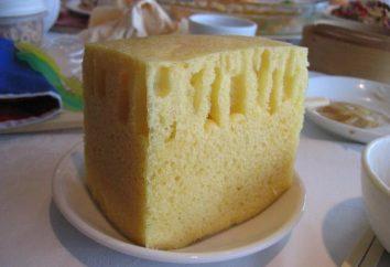 Gâteau éponge: trois modes de réalisation différents de la préparation