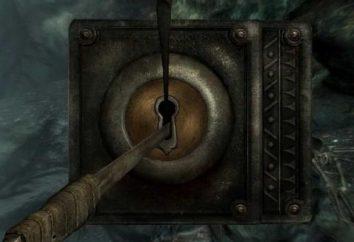 """Qual è il codice """"Skyrim"""" sulla chiave master"""