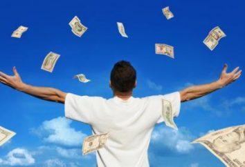 O ritual eo ritual para atrair sorte e dinheiro