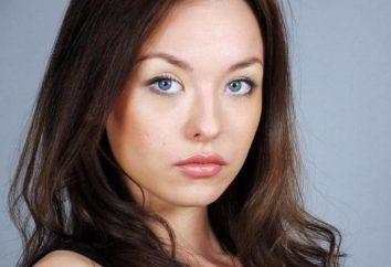 "Attrice Anastasia Ivanova: A Biography. La serie ""Univer"""