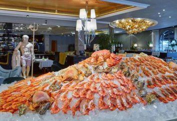 Erwin – Ristorante (Mosca). Il ristorante di pesce Erwin