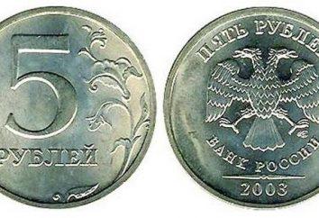 Monete rare della Russia moderna: un elenco con le foto