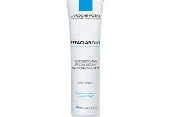 """cosméticos serie """"Efaklar Duo"""" para el cuidado de la piel del problema"""