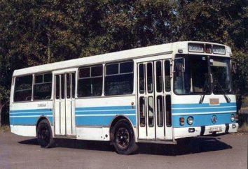 LAZ-4202: aus der Produktion entfernt wurde, aber das Aussehen links