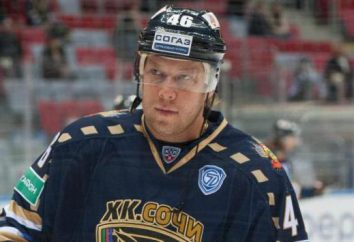 Andrei Kostitsyn: logros deportivos y biografía