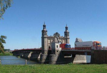 Sovetsk (região de Kaliningrado): locais de interesse