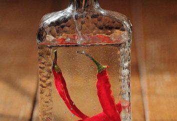 Lo que insistir vodka: recetas de infusiones en el hogar